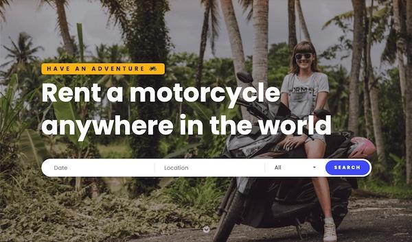 Motorcycle Rental
